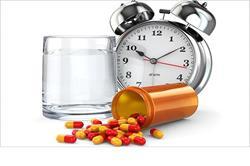 Своевременный приём таблеток